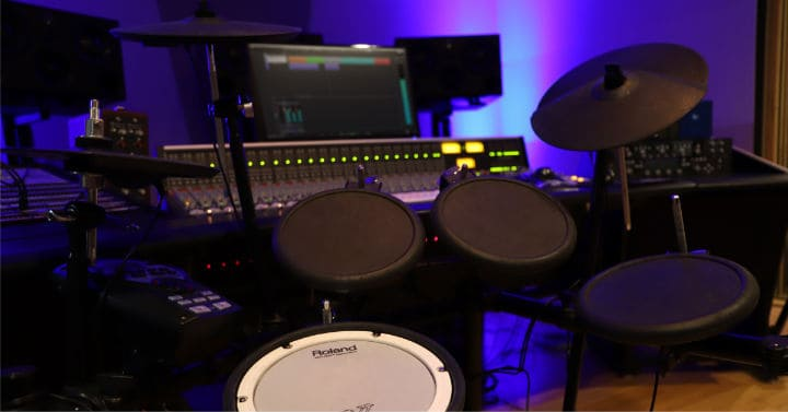 Connecting Electronic Drums to Your Computer