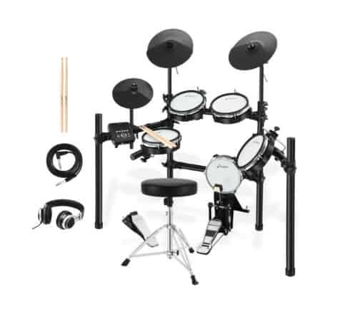 Donner-DED-200-Drum-Set
