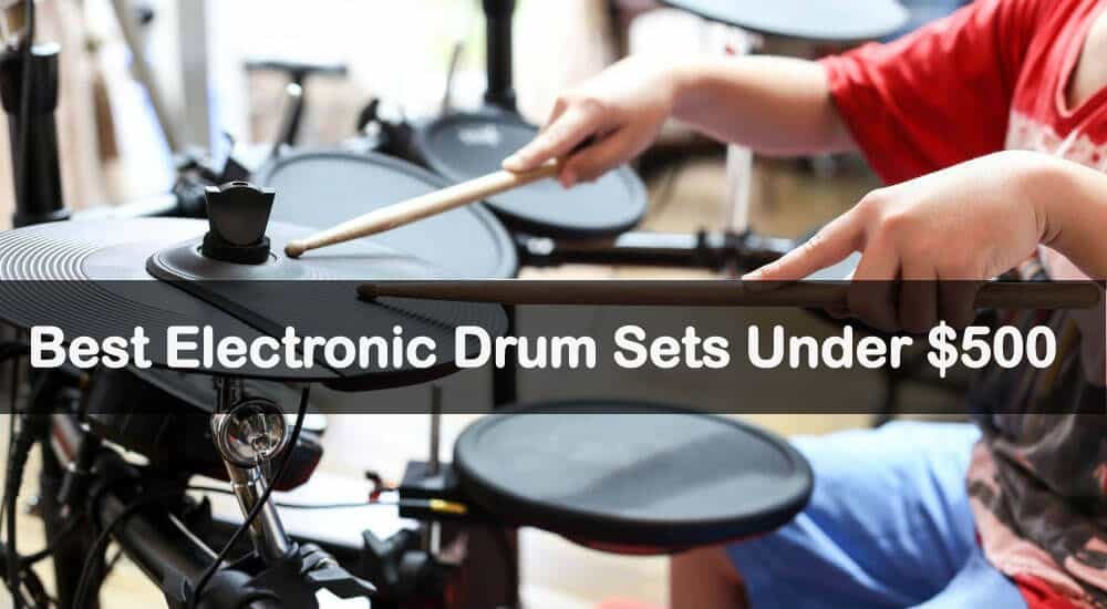 Electronic Drum Sets Under 500