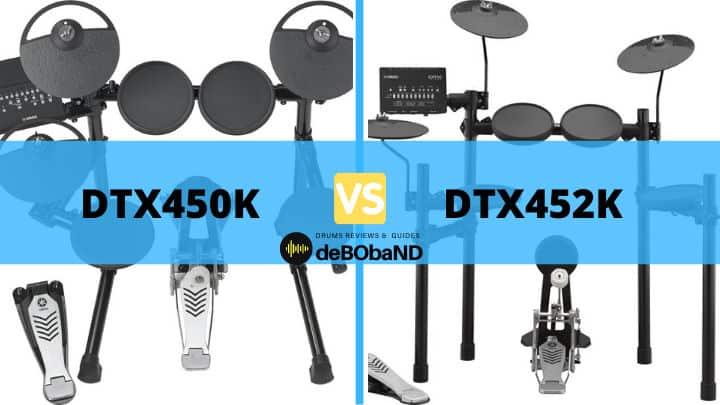 DTX450K vs. DTX452K