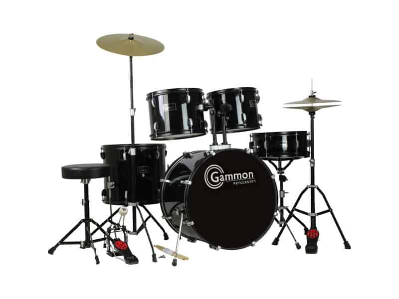 Gammon Percussion Full Size 5-piece