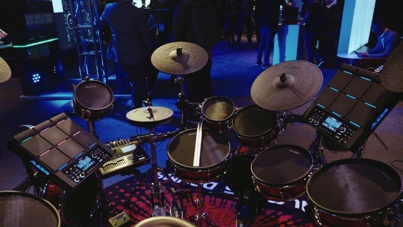 Beginner Friendly Drumkit