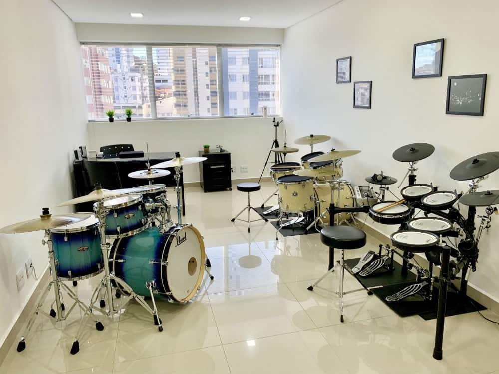 select a drum room
