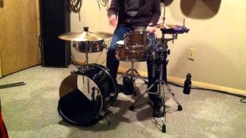 mini-drum-set
