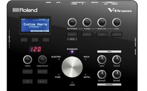 td25kv drum module