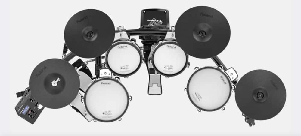 td25kv drums