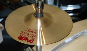 Accent cymbals