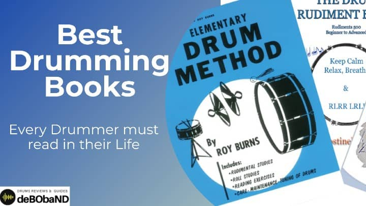 books for drummers