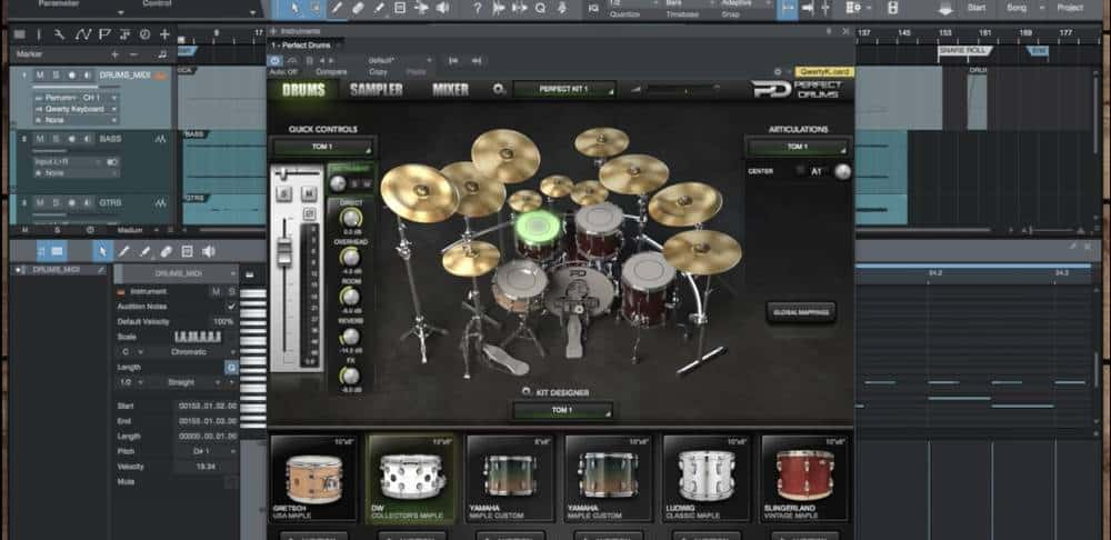 Drum-VSTs