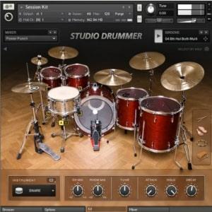 The Studio Drummer's