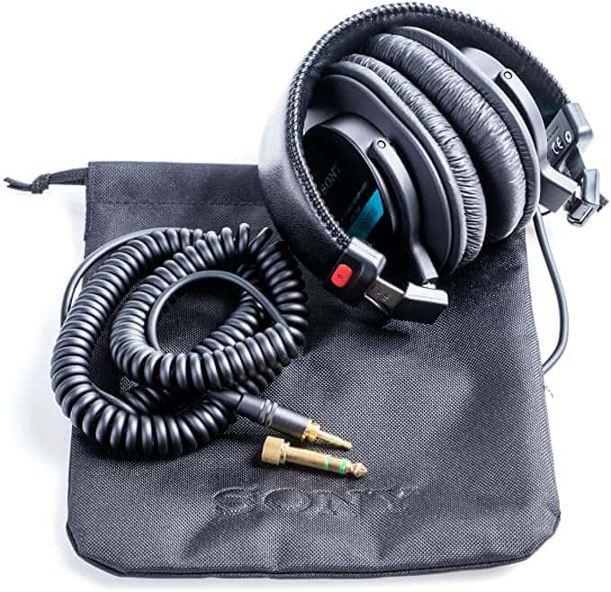 Sony MDR7506 Professional Headphones – Best Overall